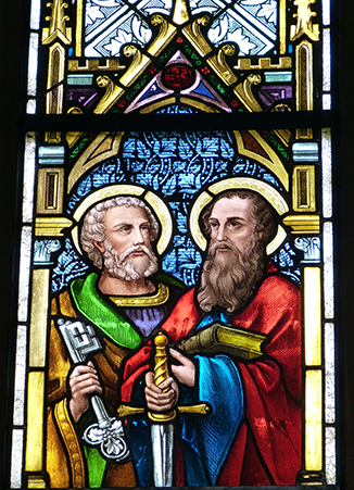 Feast of Sts. Peter & Paul